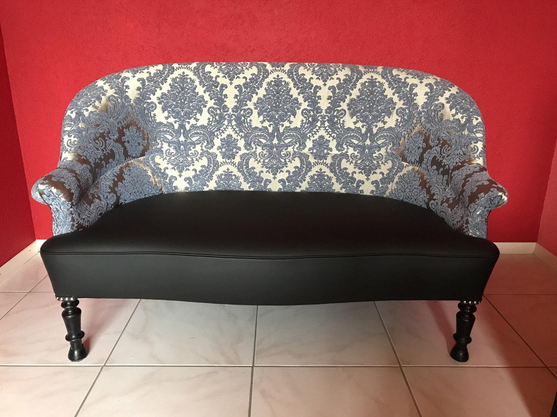 Sofa neu polstern Lederatelier Schuler